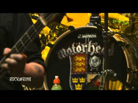 Motrhead - Rock am Ring 2012