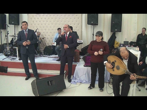 Reshadin oglunun kicik toyu(Aygun Beyler,Eldeniz Memmedov,Ehtiram Huseynov,Babek Nifteliyev)