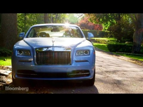 $400,000 Rolls Royce Wraith: High Price, High Tech