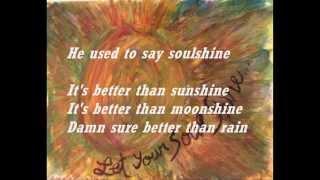 Download Lagu Soulshine + Lyrics - Allman Brothers Band Gratis STAFABAND
