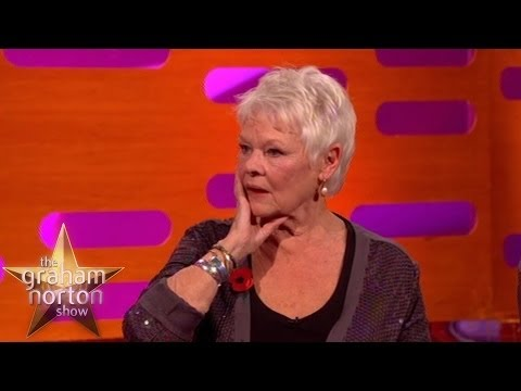 Judi Dench Goes Clubbing - The Graham Norton Show