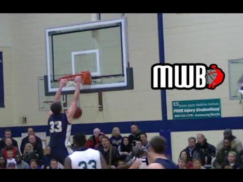 Mike Conway (Aquinas HS) WBY Shootout Highlights
