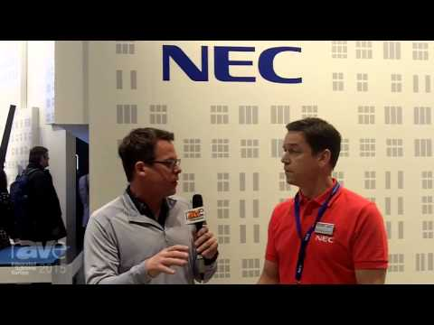 ISE 2015: Gary Kayye Talks to Simon Jackson of NEC