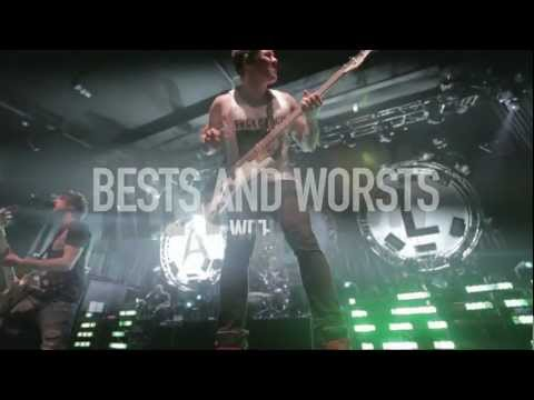 All Time Low Interview 2013, Part 2: Who Has The Best Hidden Talents?