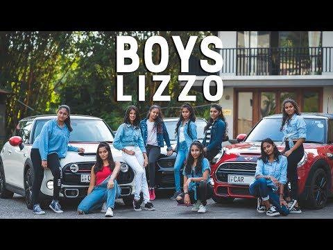Boys - Lizzo | @Danceinspire | 2019