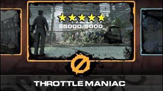 UTF 5 5 throttle maniac stunt 5 stars