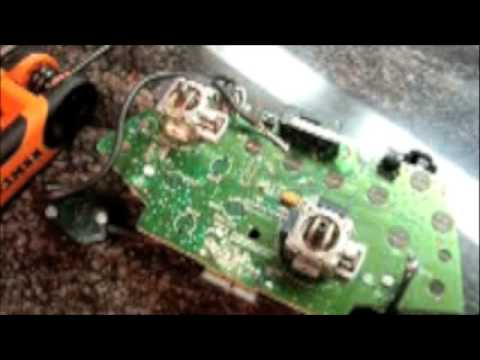 How To Mod Your Xbox 360 Wireless controller With RAPID FIRE
