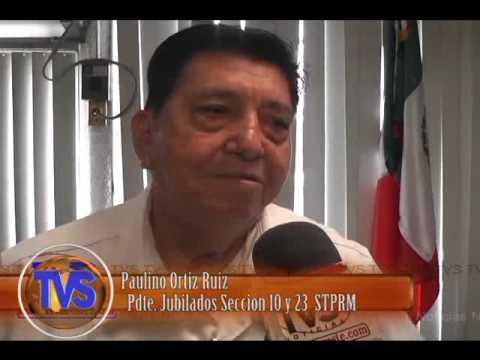TVS Noticias.- Sicosis ante Reforma Energética, Petroleros de Minatitlan piden su Jubilación