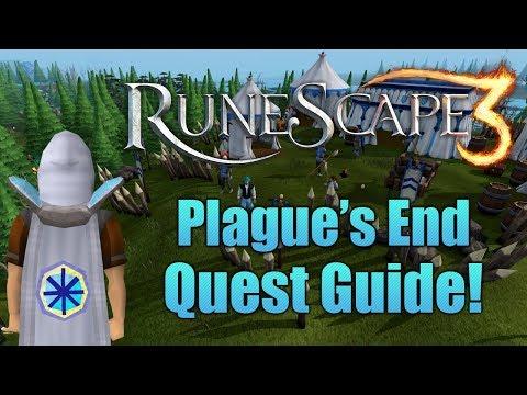 Runescape 3: Plague's End Quest Guide!