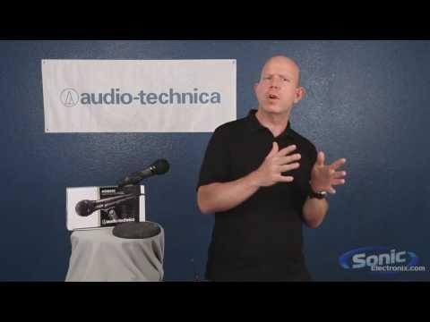 Динамические микрофоны