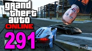 Grand Theft Auto 5 Multiplayer - Part 291 - Most Unfortunate Ending (GTA Online Gameplay)