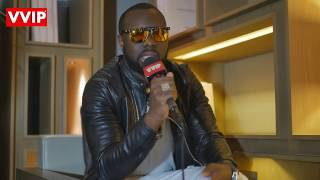 Maître Gims Interview in Dubai l VVIP