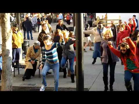 Zumba - Flash Mob 2011
