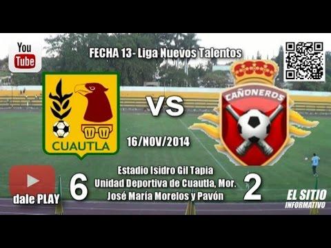 Arroceros Cuautla 6 - 2 Cañoneros de Campeche / (16/Nov/2014)