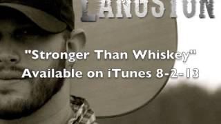 Jon Langston - Stronger Than Whiskey
