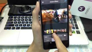 ActionDirector - Ứng dụng biên tập video chuyên nghiệp dành cho Android