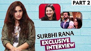 Surbhi Rana Reaction On Sreesanth & Dipika Kakar FIGHT After Bigg Boss 12 | Exclusive Interview