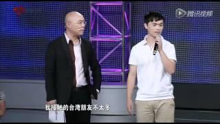 台湾帅哥讨得女编导欢心 VCR透出小清新味道 非诚勿扰 120701