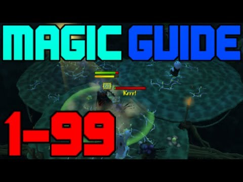 1-99 Magic Guide Runescape 2014 UPDATED – Fast and Easy Methods [P2P]