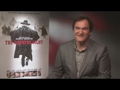 Quentin Tarantino on casting The Hateful Eight
