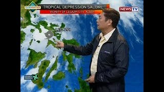 BP Weather update as of 445 p.m. Nov. 9, 2017