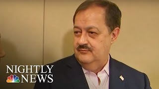 Don Blankenship Faces Off In West Virginia Primary | NBC Nightly News