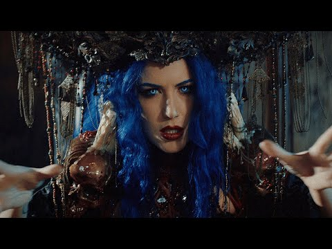 POWERWOLF ft. Alissa White-Gluz - Demons Are A Girl's Best Friend (Official Video)   Napalm Records