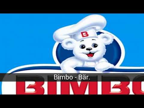 Tiere in Logos großer Werbemarken