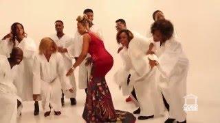 YEMI ALADE NAGODE (swahili version) BEHIND THE SCENES