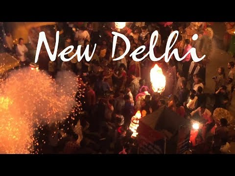 New Delhi Travel Guide - Weddings and DRUMS - feb 2015