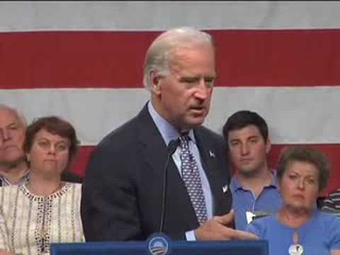 Joe Biden: Virginia Beach, VA