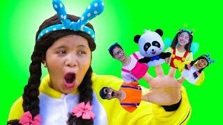 Finger Family | Nursery Rhymes & Kids Songs