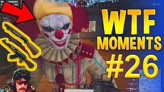 Daily🔥PUBG PRO PLAYER WTF And FUNNY MOMENTS #26