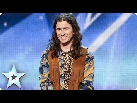 Amazing Freestyle Dance - Luke Joseph | Britain's Got Talent 2014 (Short Version)