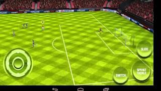 Обзор Фифа 12 Андроид