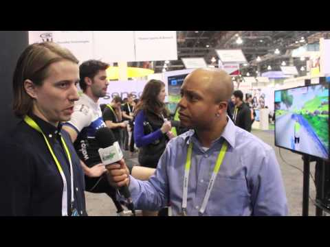 Wahoo Fitness Interview with James Lalonde CES 2015