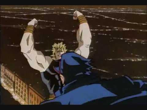 Baal Productions Presents: Jotaro Kujo vs Dio Brando (JoJo's Bizarre Adventure Track 52. Vs DIO)