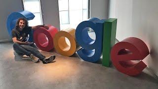 Así son las oficinas de Google!   ¿El MEJOR lugar de trabajo?