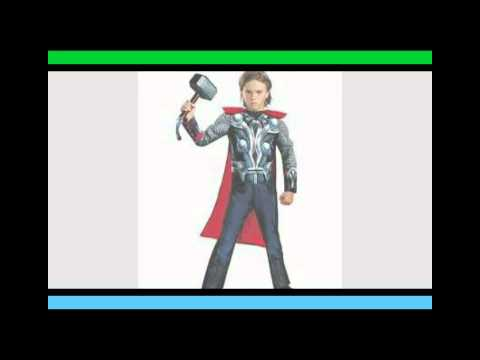 Complete Thor Costume Kids - on Amazon