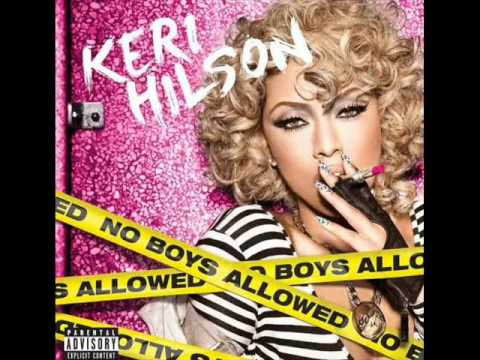 -keri Hilson- One Night Stand (instrumental) video
