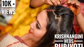 Cinematic Assamese wedding video of KRISHNANGI & RUPJYOTI//MAD photographers//8472932430