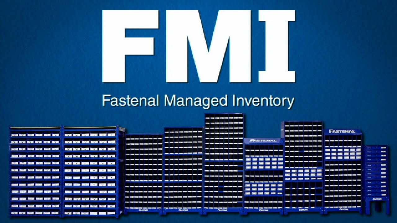Fastenal Managed Inventory Youtube