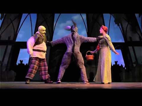 Shrek The Musical - I Think I Got You Beat