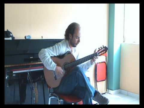Carlo Domeniconi-Variationenüber ein Anatolisches Volkslied
