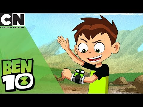 Ben 10  The Omnitrix Turns Ben Into a Superhero  Cartoon Network UK рр
