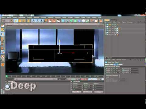 projecting mapping 3d tutorial 3 Integrando objetos textura