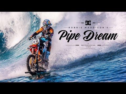 【朗報】バイクで海を走れる事が判明