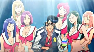 Space Dandy Amv- That's What I Like