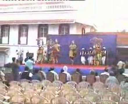Goan Folk Dances 'zagor' 2 video