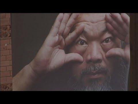 Ai Weiwei (oder zumindest seine Kunst) in Berlin - le mag